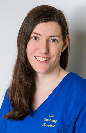 Caroline Levins Ark Veterinary Clinic